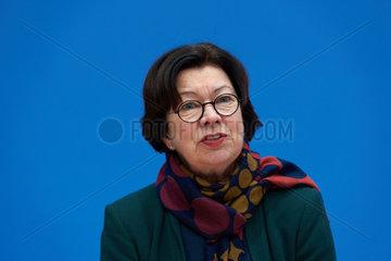 Berlin  Deutschland  Kristina Reiss  ZIB-Vorstandsvorsitzende