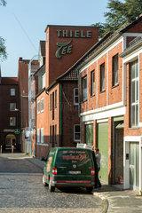 Emden  Deutschland  Firmensitz von Thiele Tee