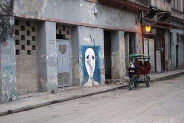 Bici Taxi im Havanna Vieja