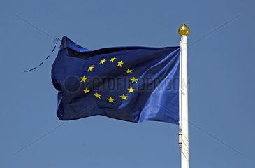 List  Deutschland  Europaflagge