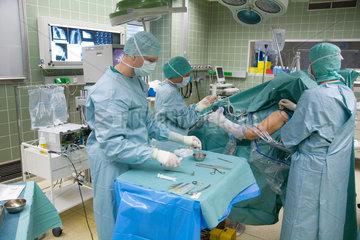Essen  Deutschland  Krankenhaus  minimal invasive Operation