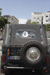 Che Guevara in Havanna Vieja