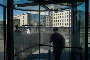 Berlin  Deutschland  Gebaeude der Ausstellung Topographie des Terrors
