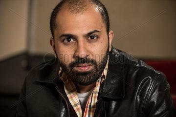 Berlin  Deutschland  Regisseur Ritesh Batra praesentiert seinen Film LunchBOX