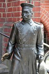 Berlin  Deutschland  Hauptmann von Koepenick