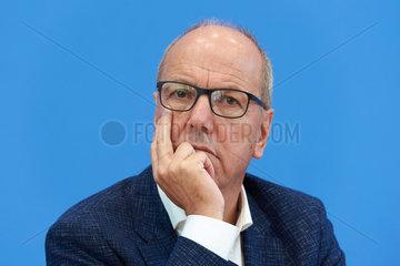 Berlin  Deutschland  Dr. Urban Rie - Ministerialdirektor im Bundesministerium fuer Wirtschaft und Energie