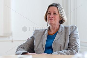Berlin  Deutschland  Prof. Dr. rer. nat. Monika Gross  Praesidentin der Beuth-Hochschule Berlin