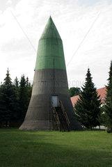 Wuensdorf  Deutschland  die Bunkeranlage Wuensdorf bei Zossen