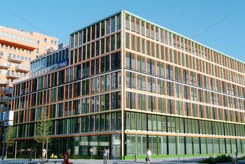 Neu erbaute Niederlassung der KPMG in Muenchen