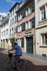 Bonn  Deutschland  das Beethoven-Haus  Geburtshaus Luwig van Beethovens