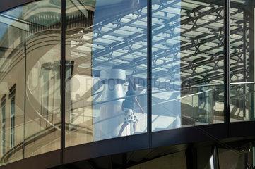 Berlin  DHM Eingangsbau von Pei