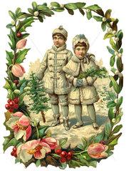Symbolbild Winter  1890