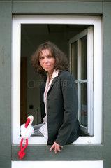 Barbara Hirt  Verlegerin des Magazins KIDSgo