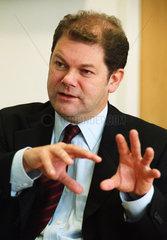Olaf Scholz  Generalsekretaer der SPD