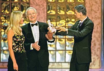 Edmund Stoiber  Bayerischer Fernsehpreis  2001
