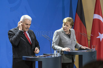 Yildirim + Merkel