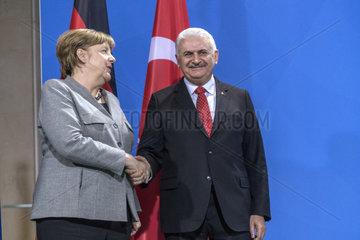 Merkel + Yildirim