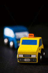 Toy cars  still life