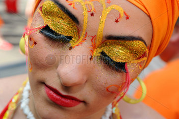 Berlin  Deutschland  Karneval der Kulturen 2008 in Berlin-Kreuzberg