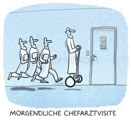 Chefarztvisite