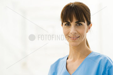 Health care professional  portrait
