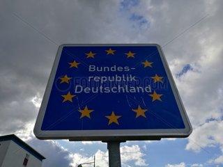 Grenzmarkierung
