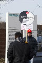 Aktionstag gegen Leiharbeit
