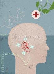 Hoersturz Serie Ohren