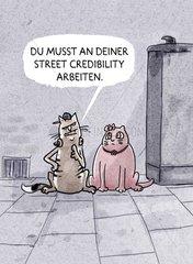 Street-credibility