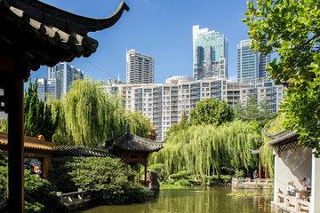 Chinesischer Garten in Sydney