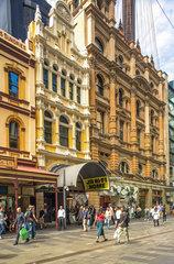 Innenstadt von Sydney