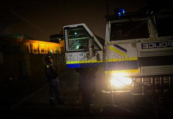 SOUTH AFRICA-JOHANNESBURG-XENOPHOBIA-VIOLENCE