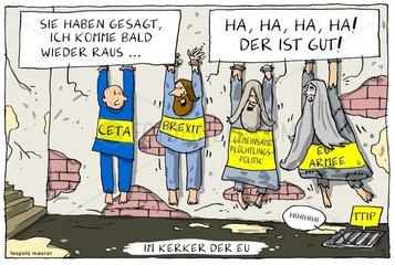 Im Kerker der EU
