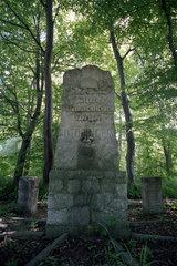 Deutsches Kriegerdenkmal aus dem I. Weltkrieg  Kaliningrad  Russland