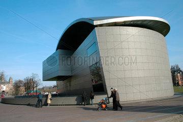 Amsterdam. Van Gogh Museum  Neue Ausstellungshalle