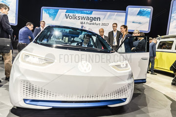 IAA 2017 - Volkswagen - Stand