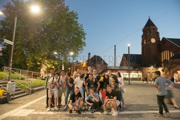 Abenteuer Bahnhofsvorplatz