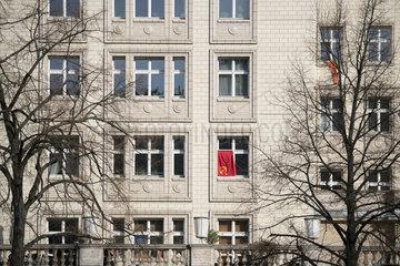Deutsche Wohnen  Karl-Marx-Allee Berlin