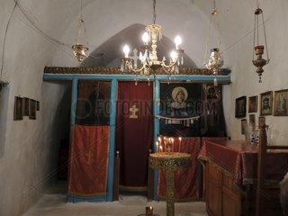 Panagia Theoskepasti Kapelle Katholische Kathedrale