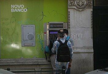 Portugiesische Bank Novo Banco