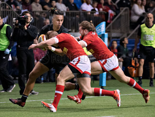 (SP)CANADA-VANCOUVER-RUGBY