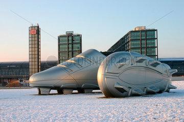 Germany. Berlin - The modern football shoe
