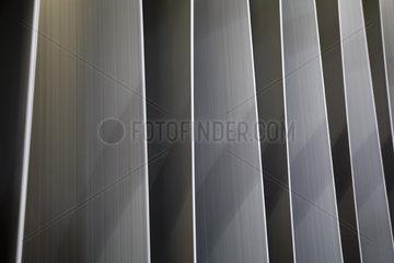 Fiberglass  close-up