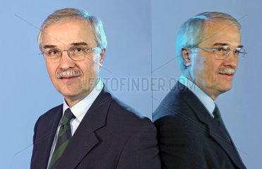 Hubertus Erlen  CEO Schering AG  2001