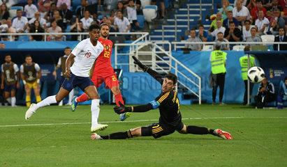 (SP)RUSSIA-KALININGRAD-2018 WORLD CUP-GROUP G-ENGLAND VS BELGIUM