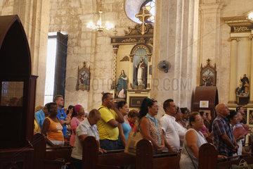 Santuario de la Virgen de La Caritad in Havanna