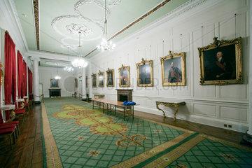 Dublin  Irland  Portrait-Gallerie im Dublin Castle