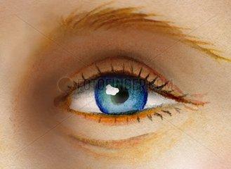 Augenblick Auge sieht 2