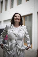 Nahles on new federal disability policies