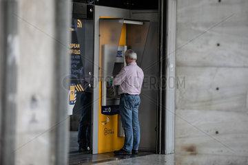 GREECE-ATHENS-BANK-STRESS TEST-SUCCESS